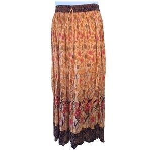 UNITI Casual Bohemian Skirt One Size